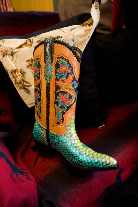 Photo: Cowboy boot