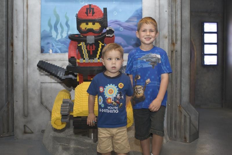 Photo: Legoland SEA LIFE