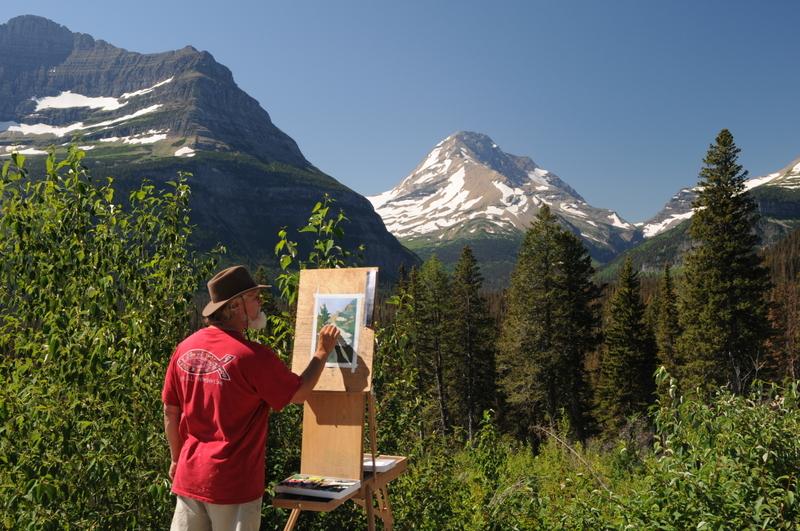Photo: Glacier National Park