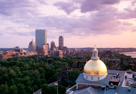 Photo: Boston's Beacon Hill