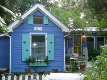 Photo: Fish Camp cottage