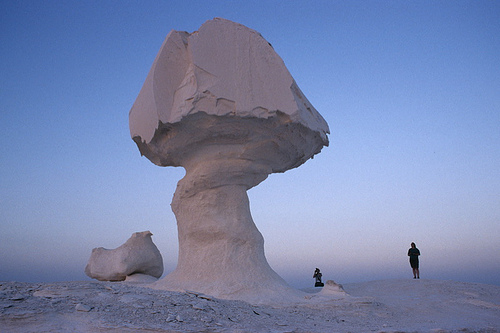 Photo: White Desert