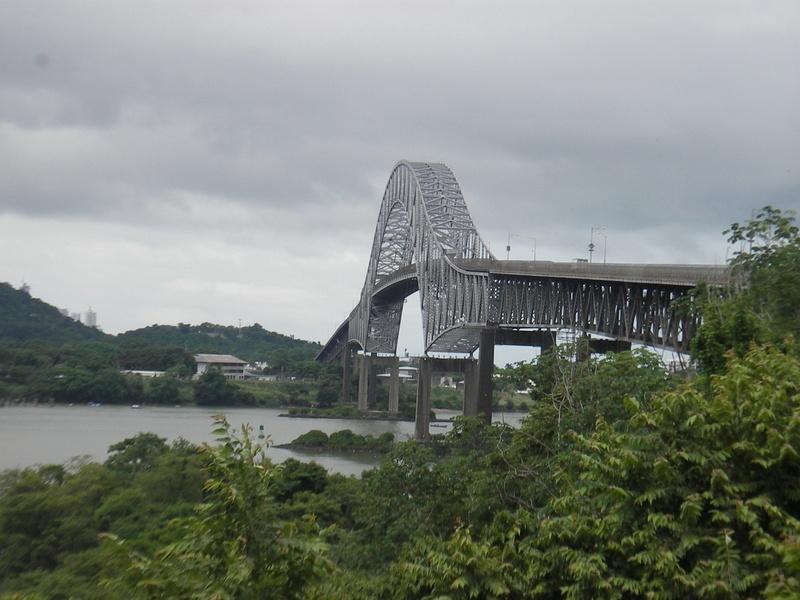 Photo: Bridge of the Americas