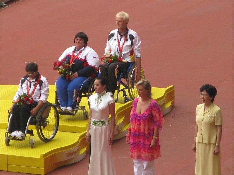 Photo: Medal Ceremony
