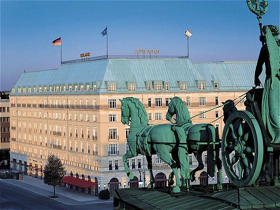 Photo: Hotel Adlon Kempinski, Berlin