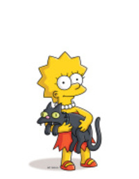 Lisa Simpson, animal lover