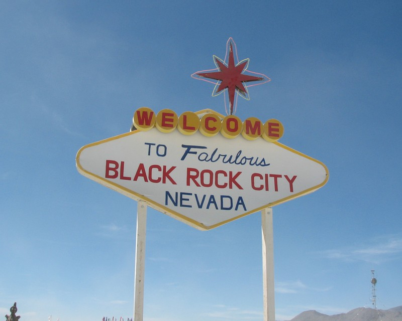 Photo: Fabulous Black Rock City