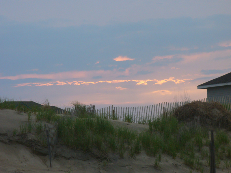 Photo: North Carolina coast