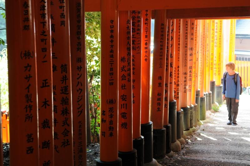 Photo: Fushimi-Inari Shrine