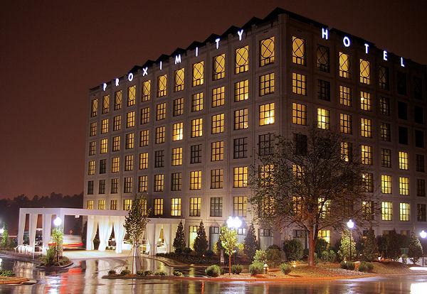 Photo: Proximity Hotel